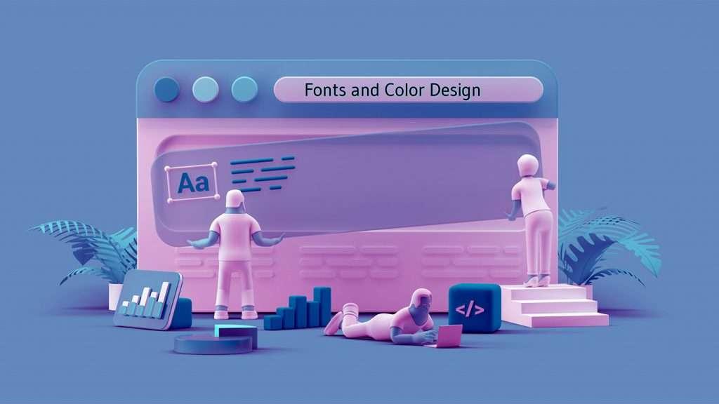 Fonts colors Medford Oregon Table Rock Marketing
